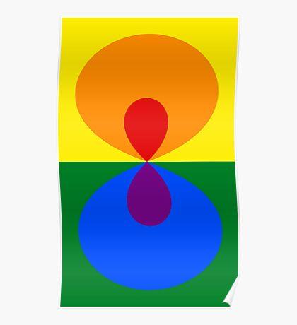 Simplistic Pride Poster
