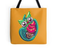 Who Loves Cupcakes Tote Bag