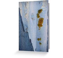 Growth and decay Greeting Card