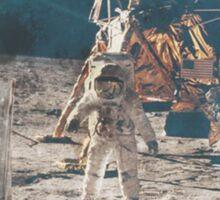 Neil Armstrong  Sticker