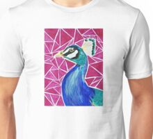 Scalene Peacock Unisex T-Shirt