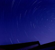 Startrails by TracyPerry