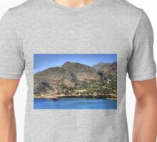 Kaptan Kadir in Pondamos Bay Unisex T-Shirt