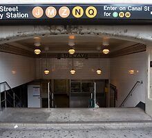 Canal Street Station by TAShaw