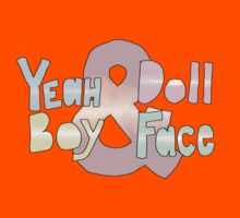 Yeah Boy & Doll Face  Kids Clothes