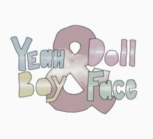 Yeah Boy & Doll Face  by starchildchamp