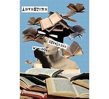 Book knowledge Photographic Print