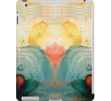 Soul Star - Abstract Art By Sharon Cummings iPad Case/Skin