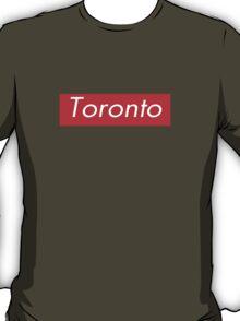 Toronto Supreme Box Logo T-Shirt