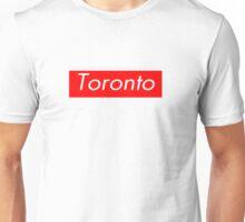 Toronto Supreme Box Logo Unisex T-Shirt