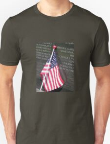 Flag For Fallen Soldier T-Shirt