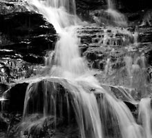 Katoomba Falls by Lorraine Creagh
