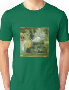 Hall's Pond Sanctuary Garden Unisex T-Shirt