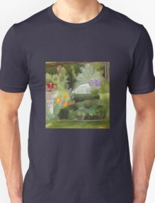 Hall's Pond Sanctuary Garden Unisex T-Shirt