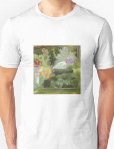 Hall's Pond Sanctuary Garden T-Shirt