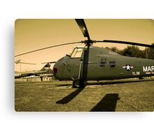 Naval Aviation Series Canvas Print