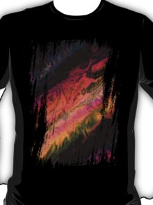 psychedelic flames T-Shirt