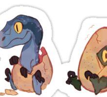 Raptor posse Sticker