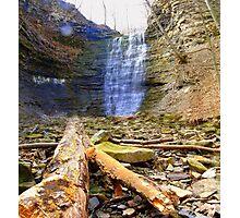 swayze falls Photographic Print