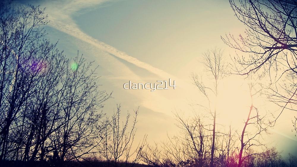 skyline by clancy214