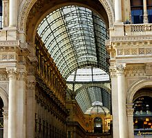 Milano Arcade by Harry Oldmeadow