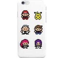 Pokemon - pixel art iPhone Case/Skin