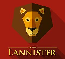 House Lannister by dudsbessa
