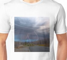 Sylvan Pass Road    #7604 Unisex T-Shirt