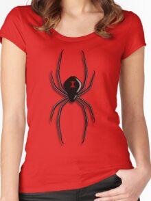 Black Widow Women's Fitted Scoop T-Shirt