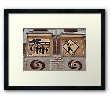 Mitchell Corn Palace Wall Framed Print