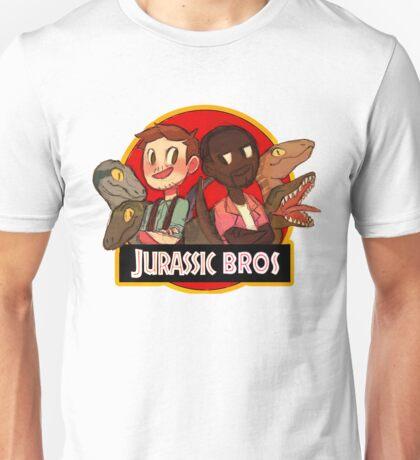 Jurassic Bros Unisex T-Shirt