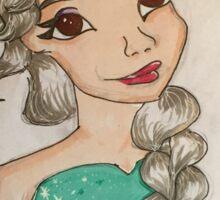 Disney's Frozen Elsa Drawing Sticker