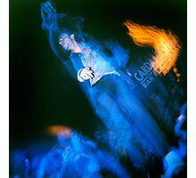 Flamenco club, Madrid Photographic Print