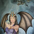 Dragon Queen - calling the subjects by lanadi