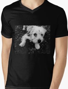 Skye`s the Limit Mens V-Neck T-Shirt