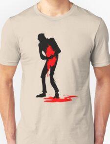 Halftone Haemorrhage T-Shirt