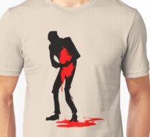 Halftone Haemorrhage Unisex T-Shirt
