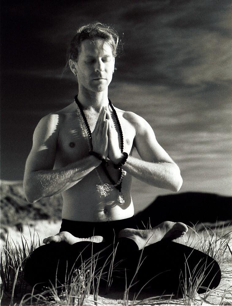 yoga by Glen Barton