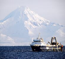 F/V Cape Horn ~ Alaska by lanebrain photography