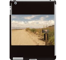 Arizona Country Road iPad Case/Skin