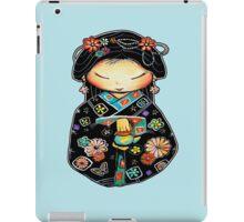 Little Multicolour Teapot iPad Case/Skin