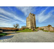 Dysert Castle Photographic Print