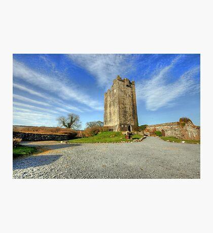 Dysert Castle Photographic Print