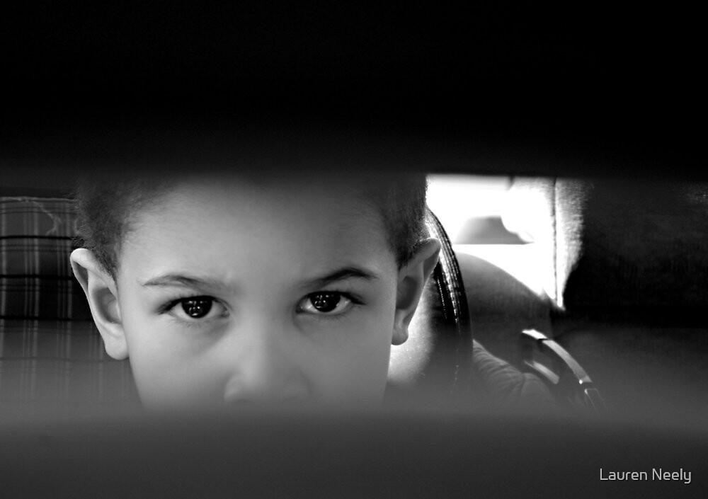 Piercing Stare by Lauren Neely
