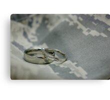 Air Force Love Metal Print