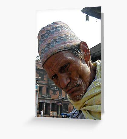 village elder Greeting Card