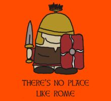 There's No Place Like Rome by Jo Black