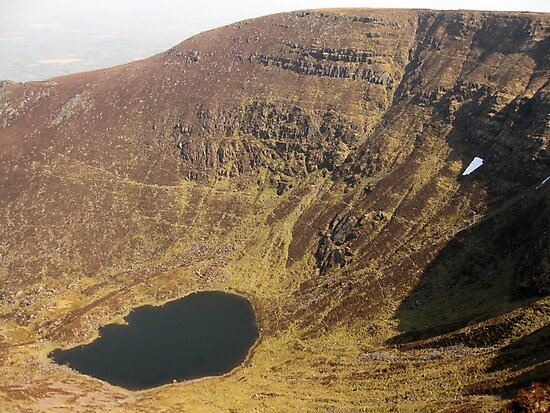 Comeragh mountains view by John Quinn