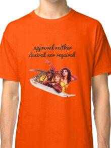 Approval not required Classic T-Shirt
