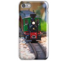 Toy Train II ~ Minatures Series iPhone Case/Skin